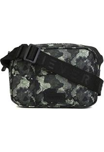 Bolsa Fiever Mini Bag Camuflada Feminina - Feminino-Verde