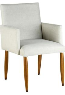 Cadeira Texas Com Braços Jequitibá Móveis Armil