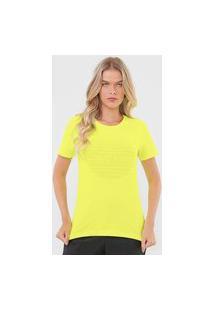 Blusa Calvin Klein Neon Amarela