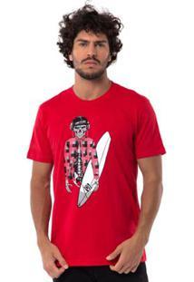Camiseta Long Island Surfer - Masculino
