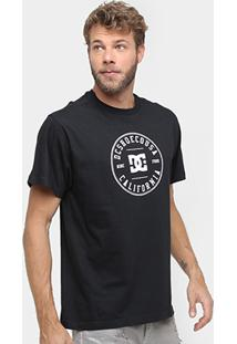Camiseta Básica Dc Shoes Foundation Story Masculina - Masculino