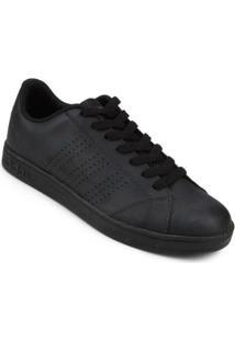 Tênis Adidas Vs Advantage Clean Masculino - Masculino-Preto