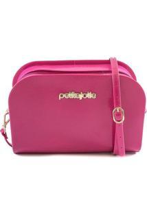 Bolsa Pretty 2020 Petite Jolie Pj4985 Feminina - Feminino-Pink
