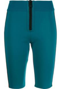 M Missoni Bermuda Slim - Azul