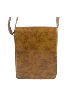 Bolsa Shoulder Bag Transversal Amarela