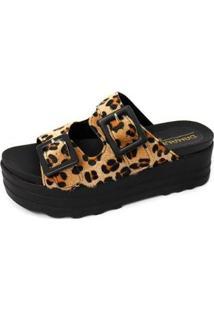 Birken Damannu Shoes Shannon Feminina - Feminino-Onça