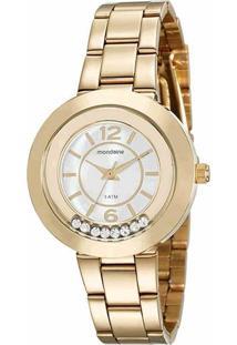 Relógio Mondaine Feminino 76628Lpmvde1