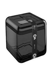 Porta Escova Cube Fumê 20876/0449 - Coza - Coza