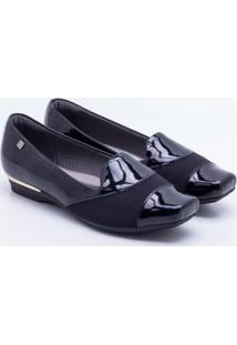 Slipper Piccadilly Preto 39