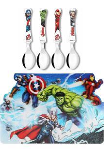 Jogo Americano Avengers Vingadores Simonaggio