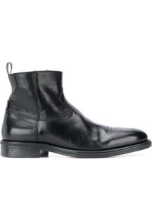 Golden Goose Ankle Boot Toro - Preto