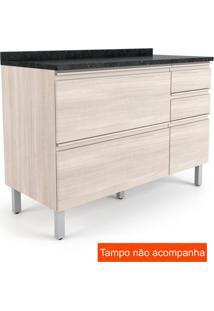Balcão De Cozinha Belíssima Ll Plus 2 Pt 3 Gv Saara Wood