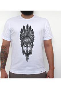 Lobo Guará - Camiseta Clássica Masculina