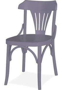 Cadeira Opzione Acabamento Lilas - 17171