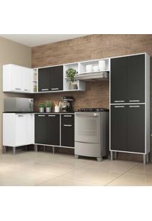Cozinha Completa C/ Armário E Balcão Xangai Zouk Multimóveis