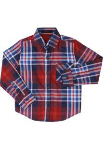 Camisa Tassa Vermelho