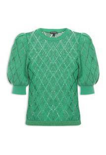 Blusa Bianca - Verde