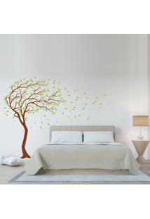 Adesivo Parede Quartinhos Quarto Árvore