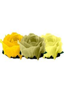 Forma Clariju Maly Degradê Amarelo Com 24 Unidades