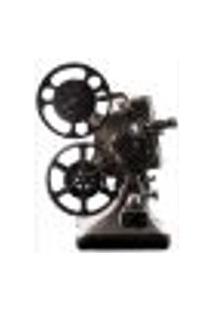 Painel Adesivo De Parede - Projetor - Cinema - 1594Pnm