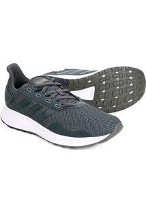 Tênis Adidas Duramo 9 Masculino - Masculino-Verde Escuro