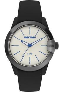 Relógio Morm Feminino Aui Luau - Mo2035Iz/8G Mo2035Iz/8G - Feminino-Preto