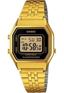 Relógio Casio Feminino La680Wga-1Df - Feminino