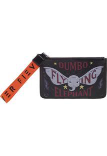 Disney | Clutch Dumbo Preta | Fiever