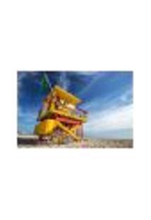 Painel Adesivo De Parede - Miami - 384Pn-M