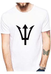 Camiseta Coolest Tridente Masculina - Masculino
