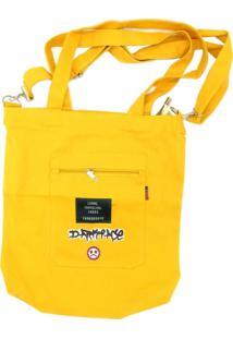 Bolsa Sacola Prorider Dark Face Amarela - Dkfam1