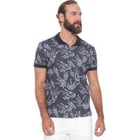 1a72e3fce Camisa Pólo Azul Marinho Colcci masculina | El Hombre