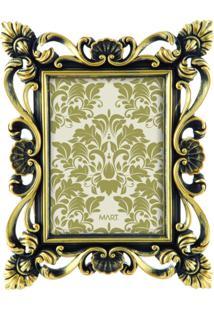 Porta Retrato Mart Dourado 10X15Cm