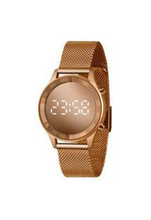 Relógio Feminino Lince Ldr4648L-Rxrx Analógico | Lince | Rosa | U