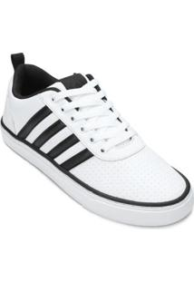 Tênis Air Sport As18 Masculino - Masculino-Branco+Preto