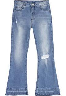 3e0b9d868 Hering. Calça Feminina Algodão Jeans Eco ...