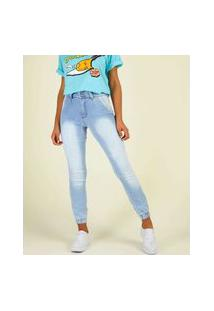 Calça Jeans Jogger Feminina Biotipo