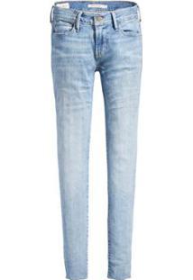 ... Calça Jeans Levis 710 Super Skinny - Feminino-Azul Royal 6f04698ebbf