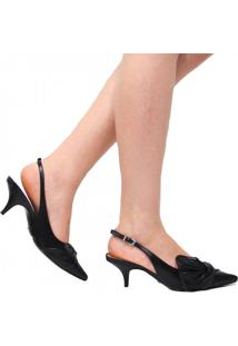 Sapato Chanel Schutz Laço