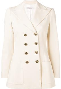 Philosophy Di Lorenzo Serafini Double-Breasted Blazer - Branco