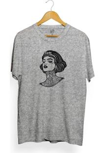 Camiseta Long Beach Girl Tattoo - Masculino