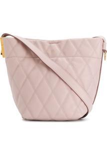 Givenchy Bolsa Tiracolo Gv Mini - Rosa