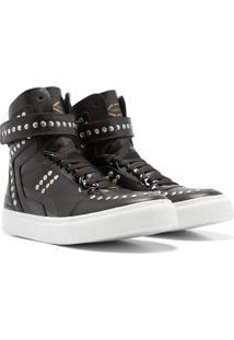 Sneaker K3 Fitness Spike Preto