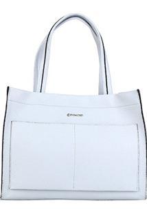 Bolsa Dumond Shopper Soft Relax Feminina - Feminino-Azul