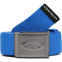 Cinto Oakley Mod Ellipse Web Belt Azul b857e4750bb