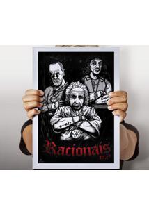 Poster Racionais