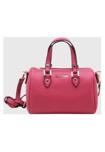 Bolsa Shoulder Bag Dumond Rosa