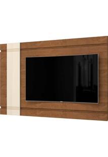 Painel Suspenso Orion P/ Tv Até 65 Polegadas Nature/Off White Belaflex Móveis