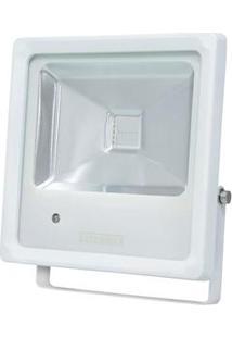 Refletor Tr Led 10 Rgb Taschibra Branco - 10W