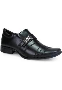 Sapato Social Masculino Urbano Preto